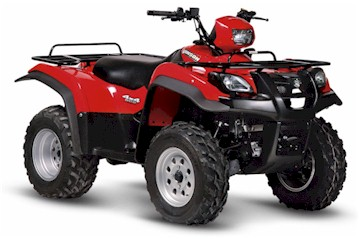 Prevent quad bike and other farm vehicle thefts by installing a Parabeam Alert System